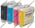 1 Set of Premium Quality Brother LC1000 / LC970 Compatible Multipack Ink Cartridges