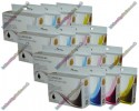 4 Set of High Quality High Capacity Brother LC1280XL Compatible Multipack Ink Cartridges (528ml)