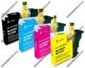 1 Set of Premium Quality Brother LC985 Compatible Multipack Ink Cartridges