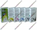 1 Set of High Quality High Capacity Canon Compatible PGI-570 XL / CLI-571 XL Multipack Ink Cartridges with Chip (6)