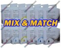 2 Set (ANY 12) of High Quality T0807 Compatible Multipack Ink Cartridges for Epson - T0801 -> T0806